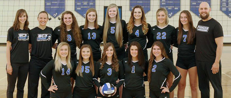 The Butler County Community College women s volleyball squad finished its  season ranked No. 9 nationally among 102 teams in the National Junior  College ... fe070f344769